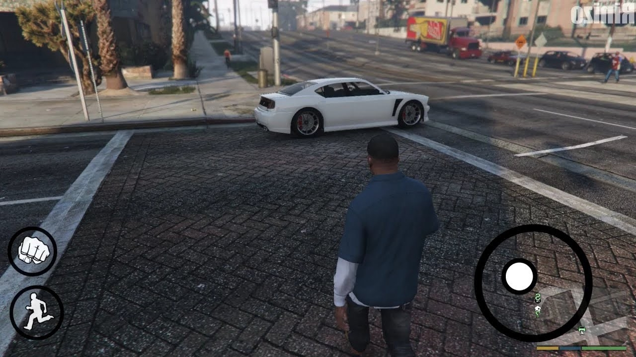 Comment jouer à Grand Theft Auto 5 ?