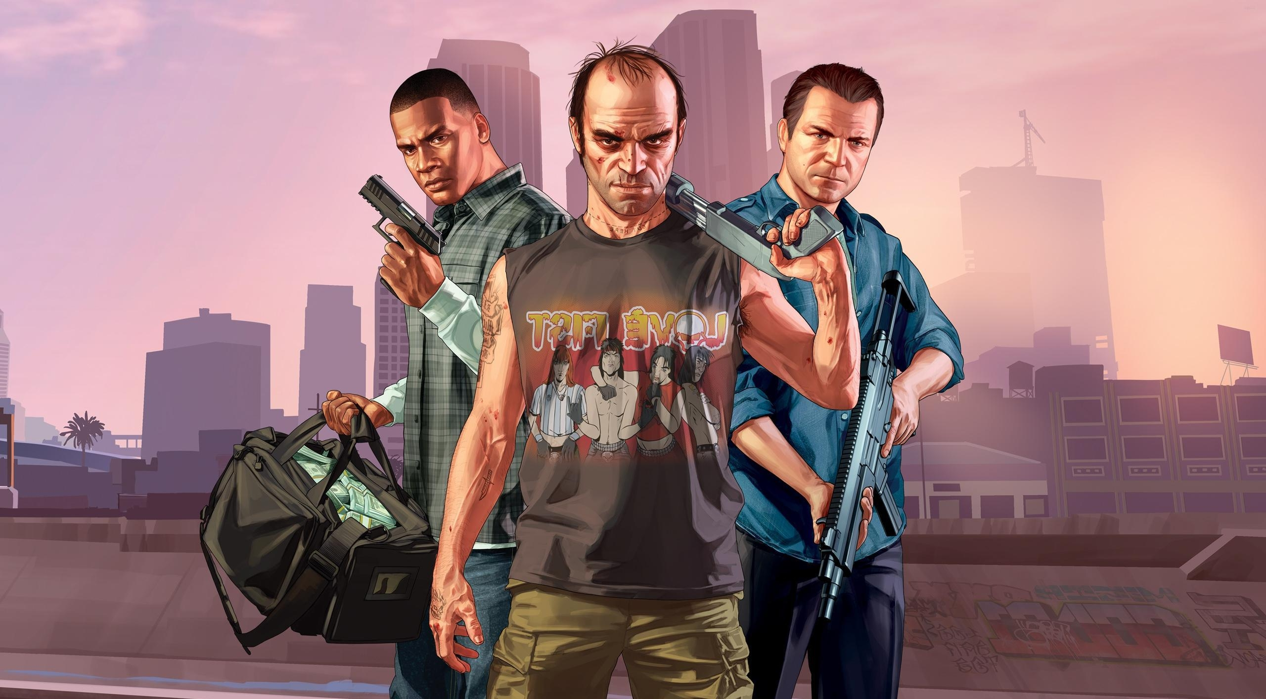 Comment telecharger Grand Theft Auto 5 sur Android ?