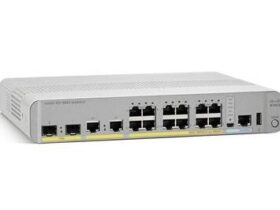 Switch gigabit manageable